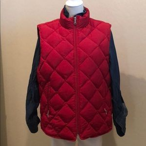 Tommy Hilfiger Feather Filled Vest